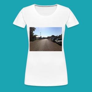 Vintage Road - Women's Premium T-Shirt