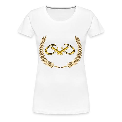 pcross - Women's Premium T-Shirt
