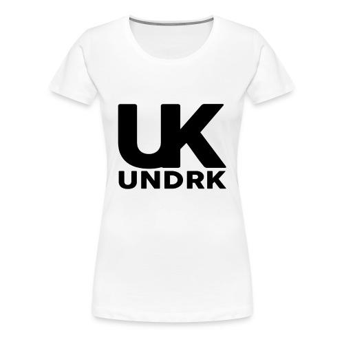 UNDRK EDITION 2 - Women's Premium T-Shirt