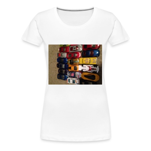 22 super cars! - Women's Premium T-Shirt