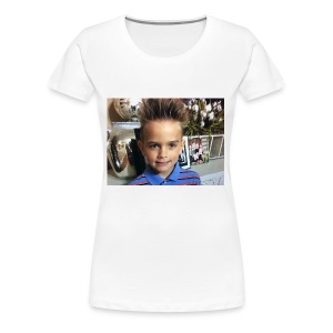 Let's go - Women's Premium T-Shirt