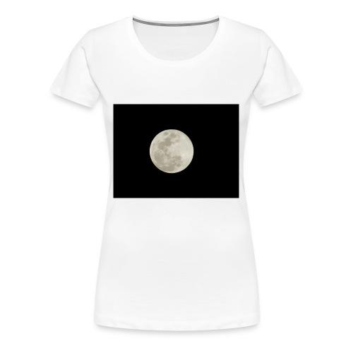 Luna1 - Women's Premium T-Shirt