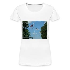 TOMMY TEES - Women's Premium T-Shirt