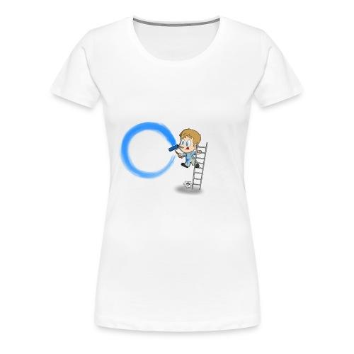 I'm A T1D - Women's Premium T-Shirt