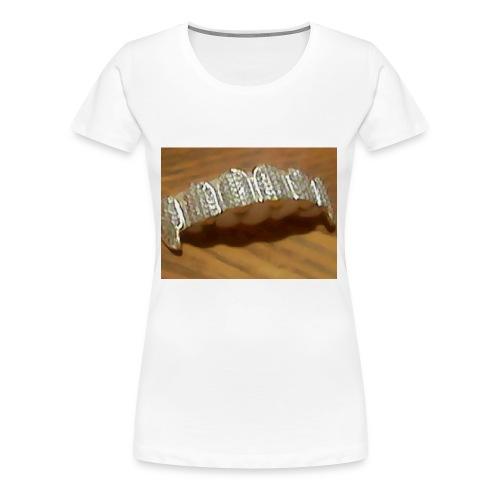 grilzz - Women's Premium T-Shirt