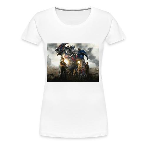 transformers 4 age of extinction - Women's Premium T-Shirt