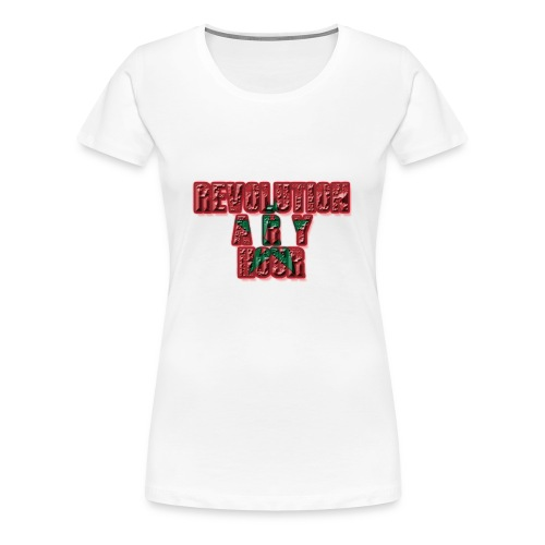 Revolutionary Hour - Women's Premium T-Shirt