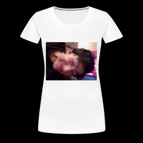 SPED OR SPAN - Women's Premium T-Shirt