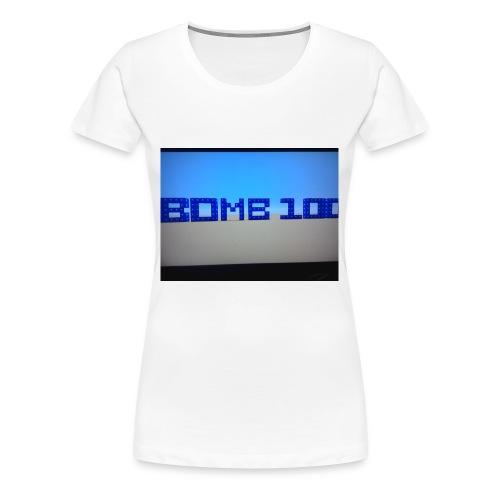 IMG_1004-1- - Women's Premium T-Shirt