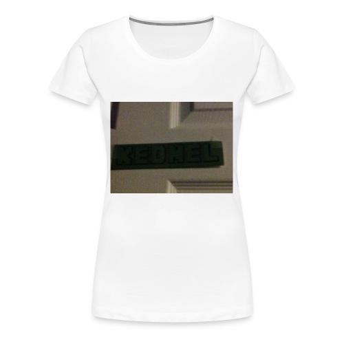 Kreed - Women's Premium T-Shirt