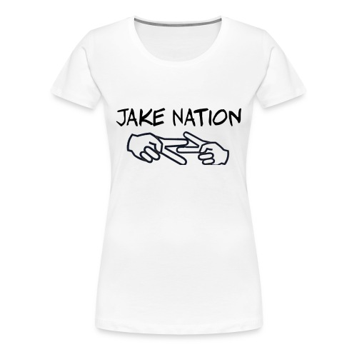 Jake nation phone cases - Women's Premium T-Shirt