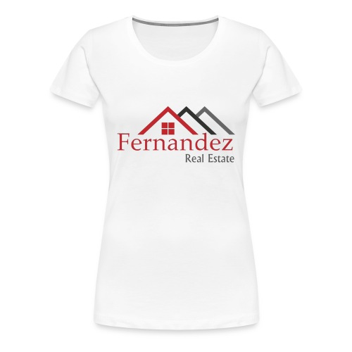 Fernandez Real Estate - Women's Premium T-Shirt