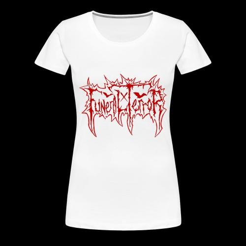 Funeral Terror - Official Merchandise - Women's Premium T-Shirt