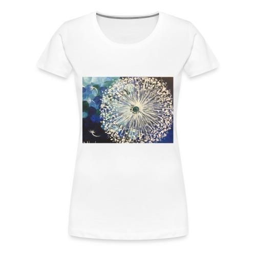 Dandelion Flower - Women's Premium T-Shirt