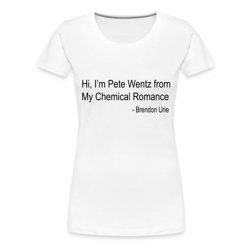 The Trinity - Women's Premium T-Shirt