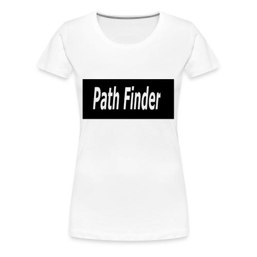 path finder apparel - Women's Premium T-Shirt