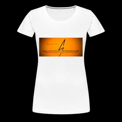 another shade - Women's Premium T-Shirt