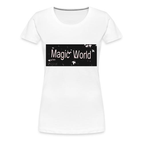 angelo Vernom - Women's Premium T-Shirt