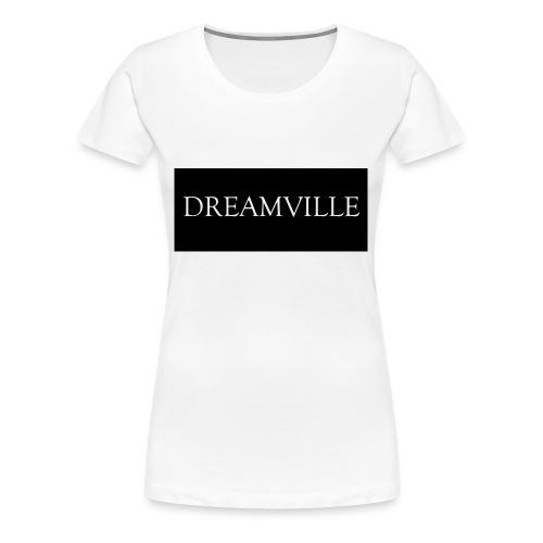 Dreamville_Clothing_Logo - Women's Premium T-Shirt