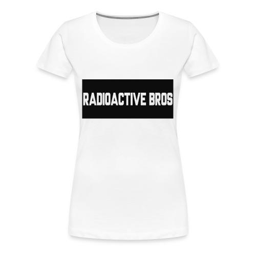Radioactive SHIRT - Women's Premium T-Shirt
