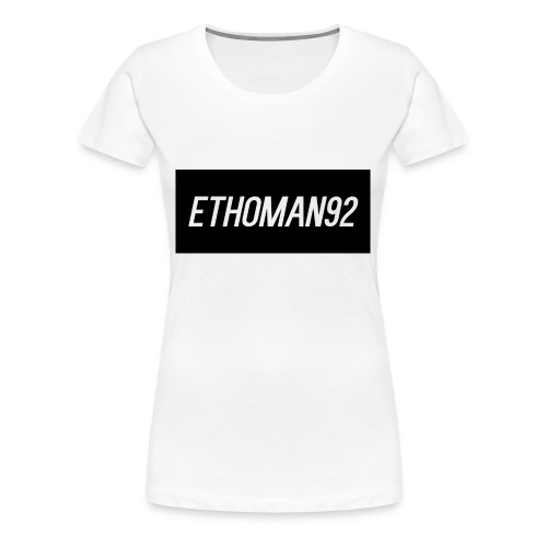 Ethoman92 Shirt Design - Women's Premium T-Shirt