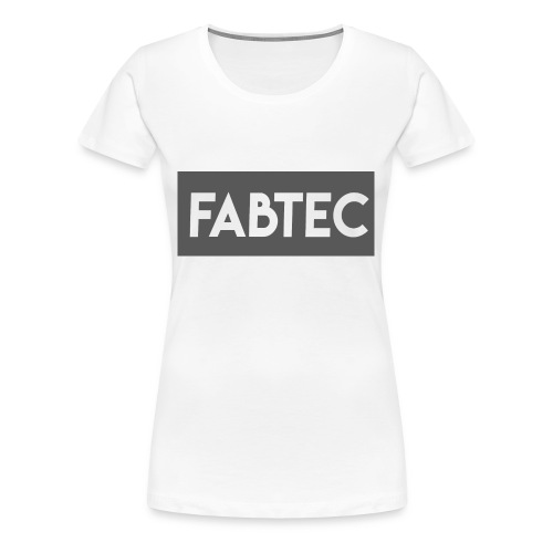 NEW FABTEC SHIRT - Women's Premium T-Shirt