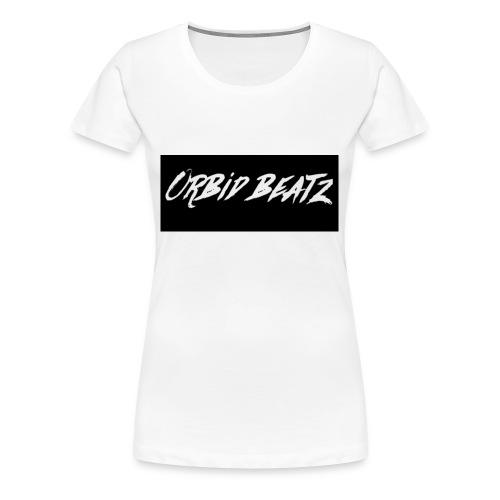 Orbid beatz merch - Women's Premium T-Shirt