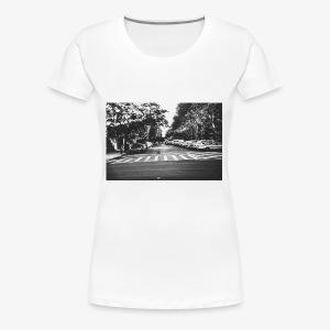 Harlem #LuxuryTax - Women's Premium T-Shirt