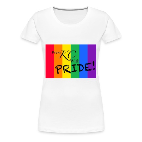 KC pride - Women's Premium T-Shirt