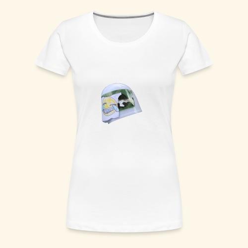 אלוהים - Women's Premium T-Shirt