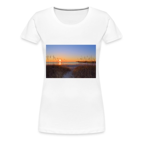 Pathway To Amazing - Women's Premium T-Shirt