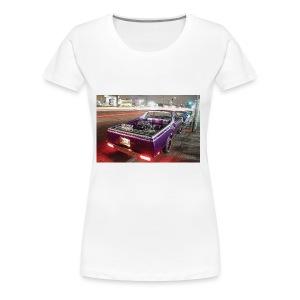 Lowrider Gucci supreme - Women's Premium T-Shirt