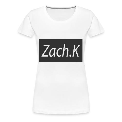 My Hoodie logo - Women's Premium T-Shirt