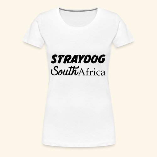 straydog clothing - Women's Premium T-Shirt