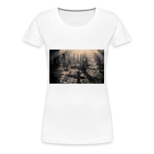 funeral - Women's Premium T-Shirt