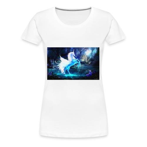majestic unicorn - Women's Premium T-Shirt