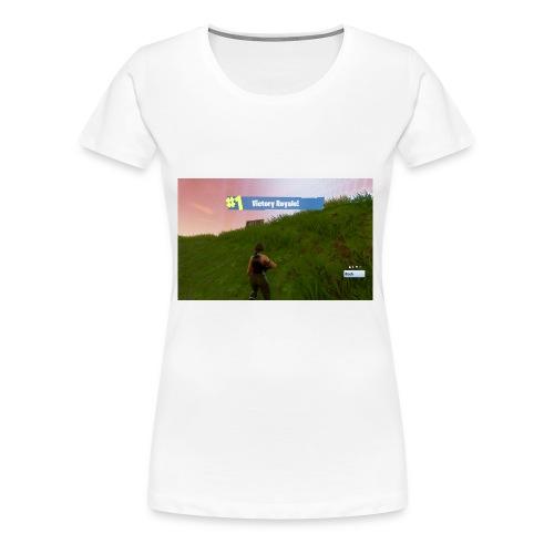 Fortnite dubs - Women's Premium T-Shirt