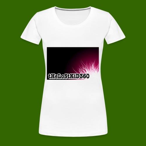 tHeLoStKiD360 - Women's Premium T-Shirt