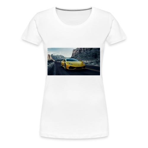 Lamborghini shirt - Women's Premium T-Shirt