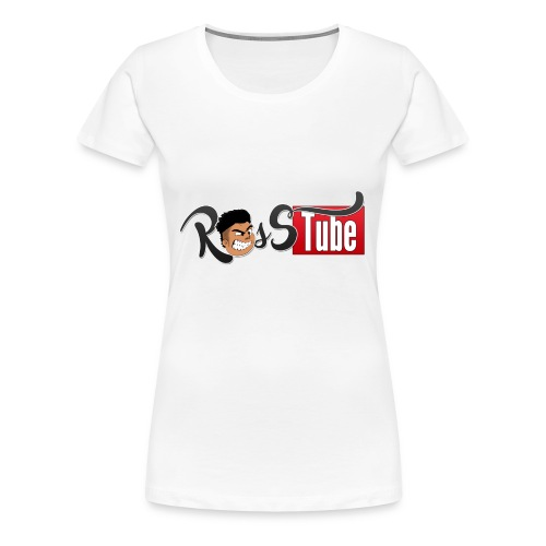 RosSTube - Women's Premium T-Shirt
