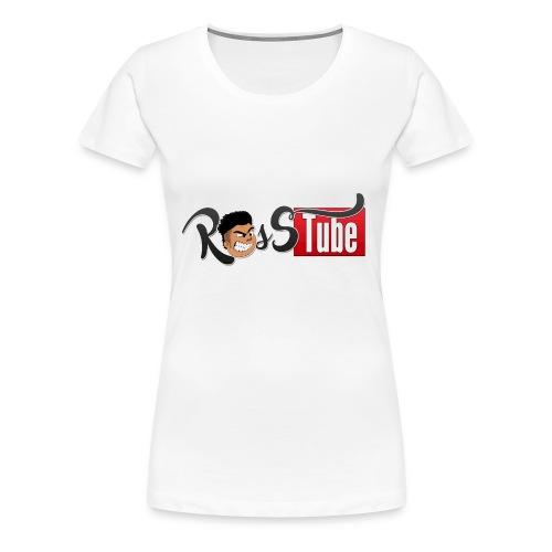 RosSTube - Women's Premium T-Shirt