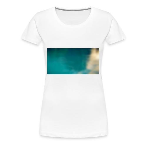 liquid sunshine b 20 - Women's Premium T-Shirt