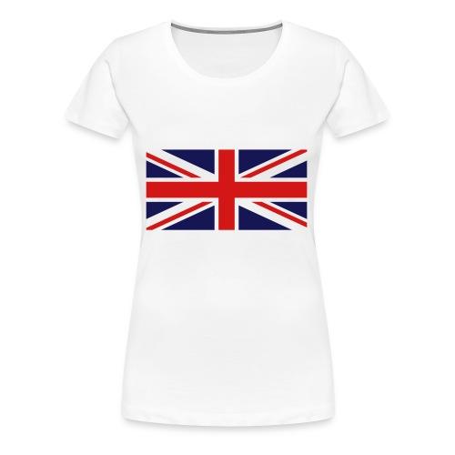 Bremojis union jack - Women's Premium T-Shirt