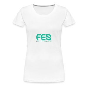female esports - Women's Premium T-Shirt