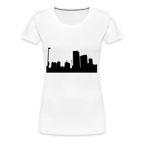 Urban City - Women's Premium T-Shirt