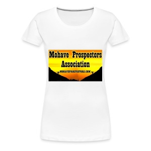 MPA Nametag - Women's Premium T-Shirt
