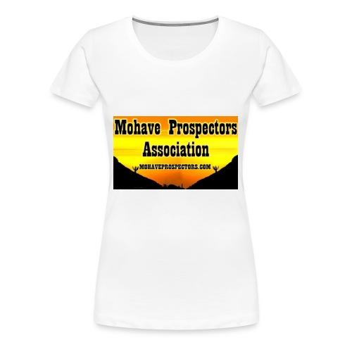 MPA Nametag - Women's Premium T-Shirt