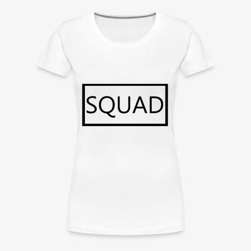 Squad Logo - Women's Premium T-Shirt