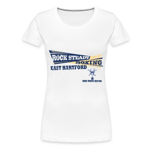 Rock Steady Boxing East Hartford - Women's Premium T-Shirt