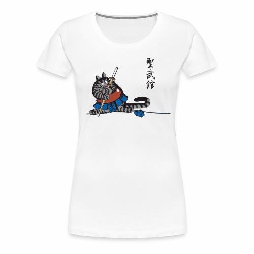 smkfront - Women's Premium T-Shirt